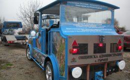 Turistik tren dizel elektrikli, benzin ve Metan 4×4