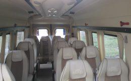 минибусеви конверзије и теретна возила у путничком и промене намене и израду специјалних возила