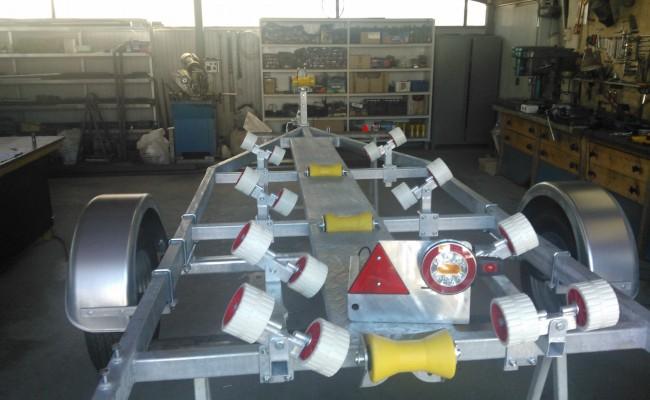 παραγωγή υπηρεσιών πωλήσεων καθιστώντας πλατφόρμες τροχόσπιτο σκάφος για τα σκάφη αναψυχής πίδακες καταχώρισης