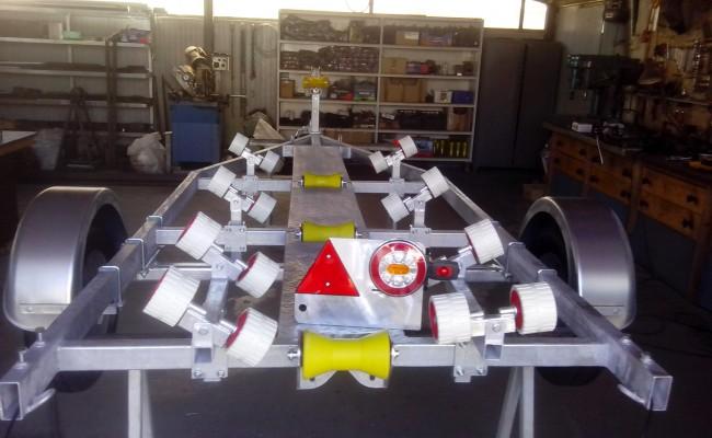 خدمة مبيعات الإنتاج مما يجعل منصات قارب قافلة للطائرات اليخوت تسجيل