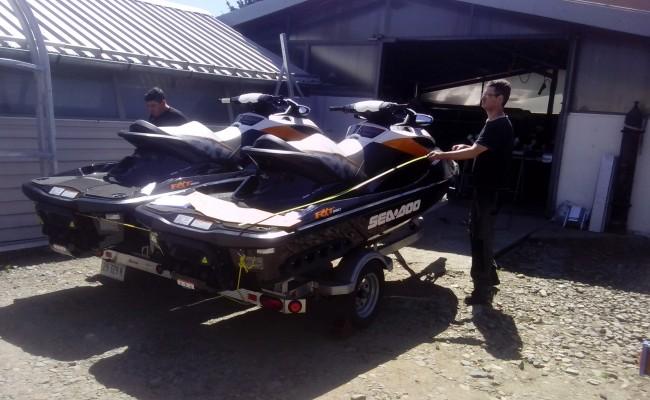 o serviço de vendas de produção tornando plataformas de barco caravana para jatos iates registro