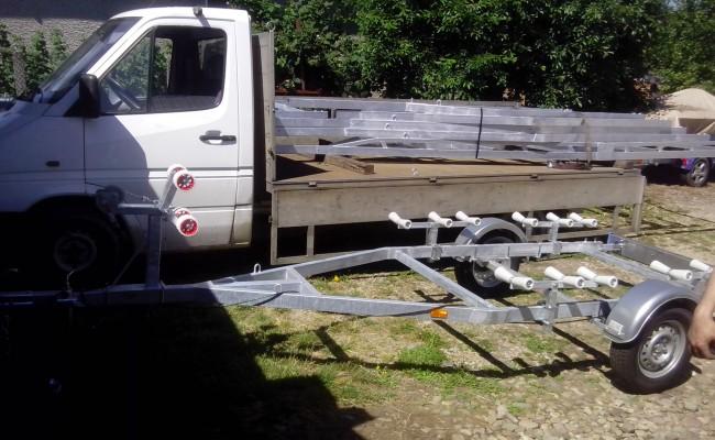 proizvodnja prodaja usluga izrade karavana plovila platforme za jahte mlaznica registraciju