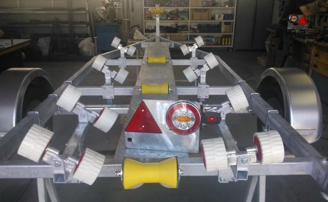 vânzare de servicii de producție de luare platforme barca de caravană pentru iahturi jeturi de înregistrare