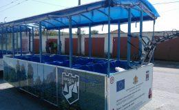 Доставка из двух кусков туристические поезда муниципалитет Враца