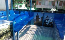 tourist train seats