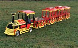 electric mini train