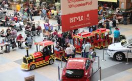 mini mall train