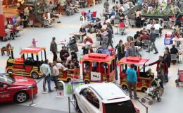 mini mall trains