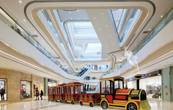 MINI TOURIST MALL TRAINS