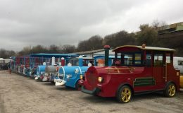 electric funtrains