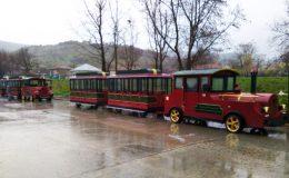 hybrid electric tourist trains