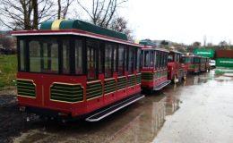 hybrid electric trains